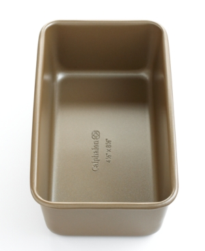 Calphalon Simply Nonstick Loaf Pan, Medium Toffee