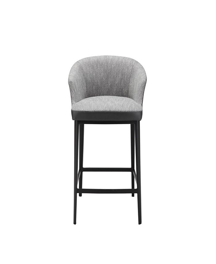 Moe's Home Collection - BECKETT COUNTER STOOL GREY