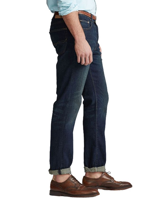 Men's Big & Tall Hampton Relaxed Straight Jeans
