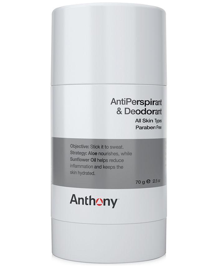 Anthony - Antiperspirant & Deodorant, 2.5-oz.