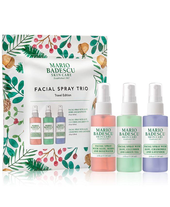 Mario Badescu - 3-Pc. Facial Spray Travel Set
