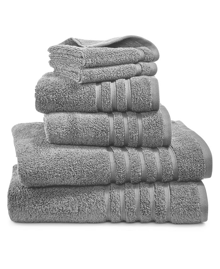 Hotel Collection Ultimate Microcotton 6 Pc Towel Set Created For Macy S Reviews Bath Towels Bed Bath Macy S