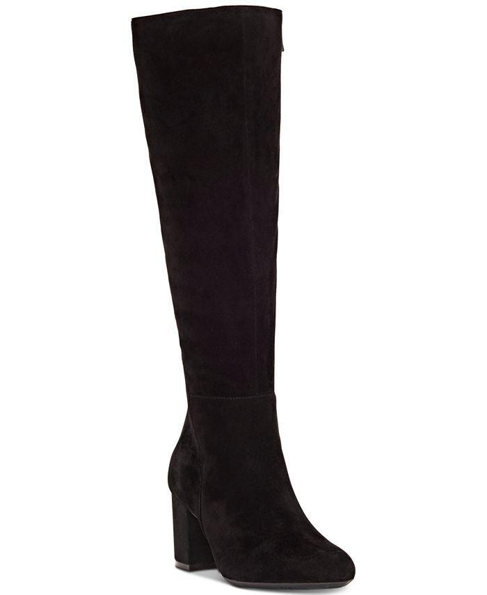 INC International Concepts - Women's Radella Wide-Calf Dress Boots