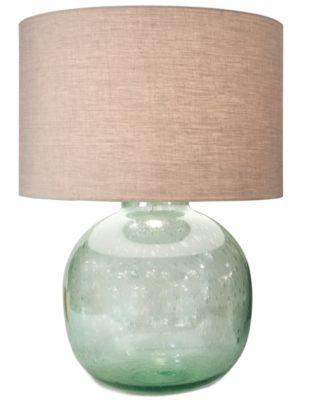Regina Andrew Table Lamp, Seeded Vessel