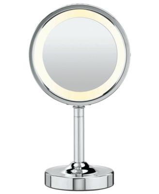 Simulates Daylight Vanity Makeup Shave Mirror