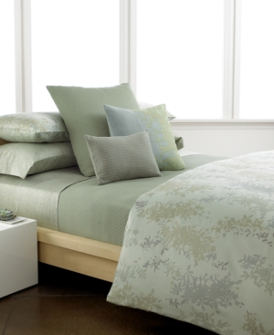 """Calvin Klein Home Bedding, Lucca Bedding Stripe 12"""" x 16"""" Decorative Pillow Bedding"""