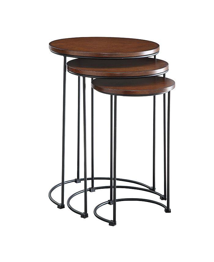 Carolina Classics - Corey Nesting Tables, Quick Ship