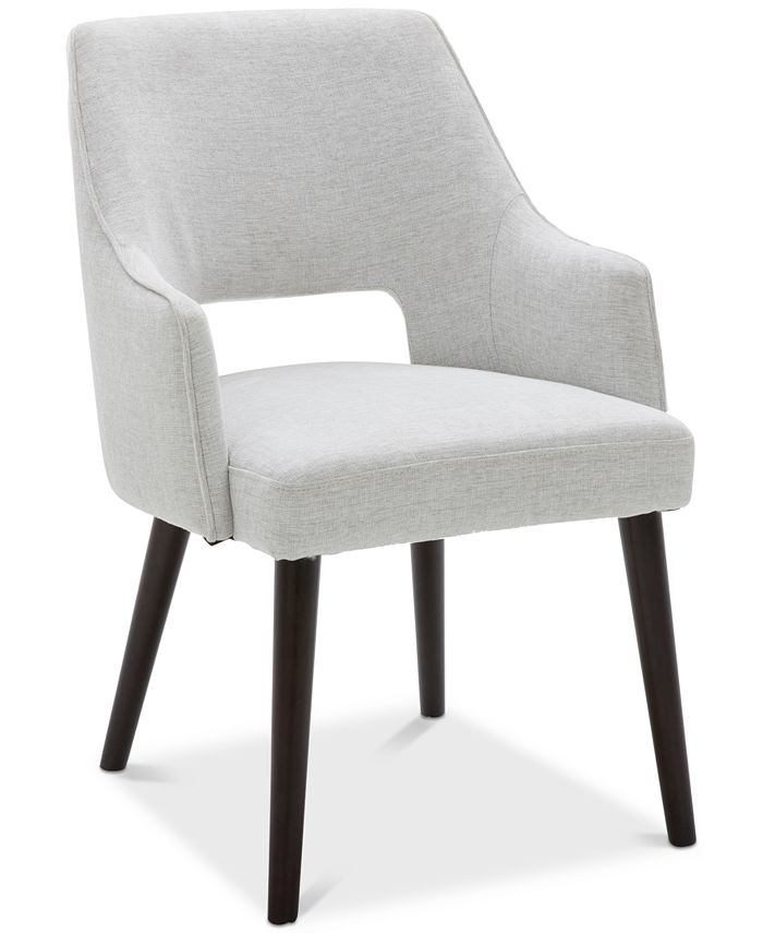 Furniture - Aspen Dining Host Chair, Created for Macy's