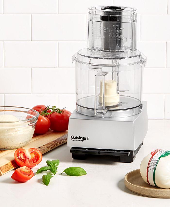 Cuisinart - DLC-8SBC Food Processor, 11 Cup Pro Custom