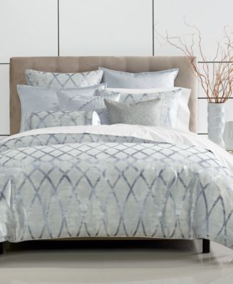 Dimensional Full/Queen Duvet Cover, Created for Macy's