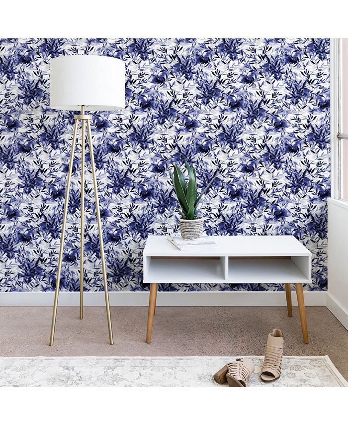 Deny Designs - Jacqueline Maldonado Changes Indigo wallpaper