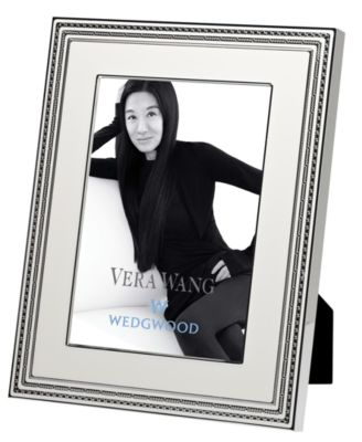"Vera Wang Wedgwood Picture Frame, With Love 8"" x 10"""