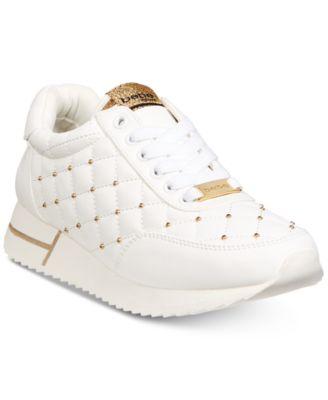 bebe Sport Barkley Lace Up Sneakers