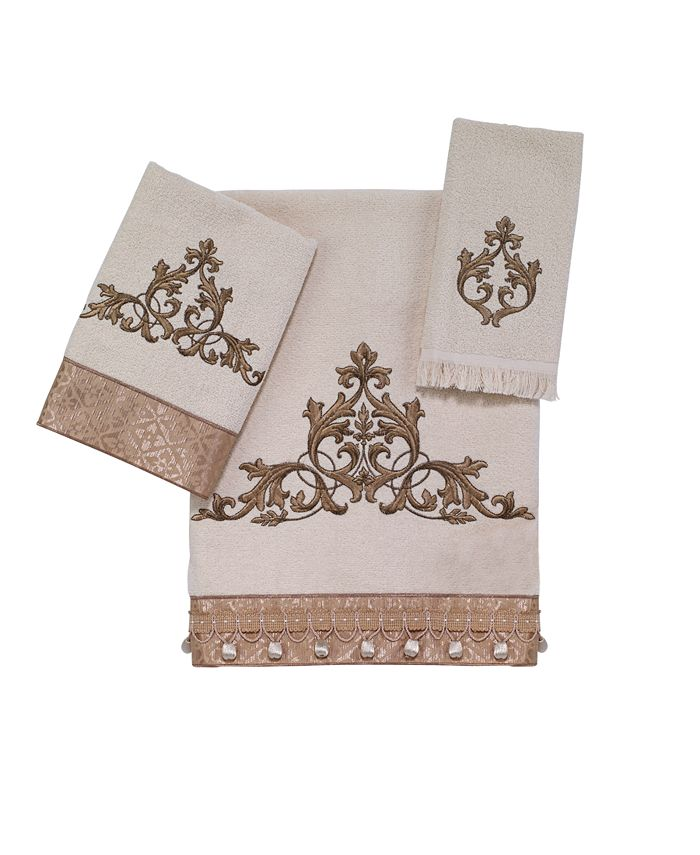 Avanti - Monaco Embroidered Bath Towel