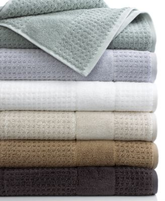 "Kassatex Bath Towels, Hammam 13"" x 13"" Washcloth"