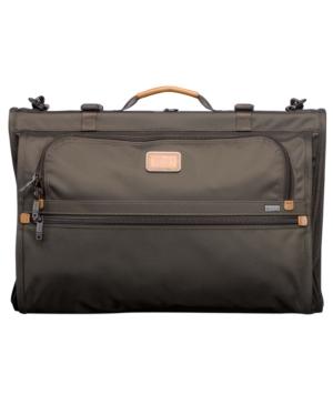 Tumi Tri Fold Garment Bag, Alpha Carry On