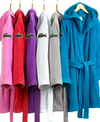 Lacoste Robe, Smash Bath Robe