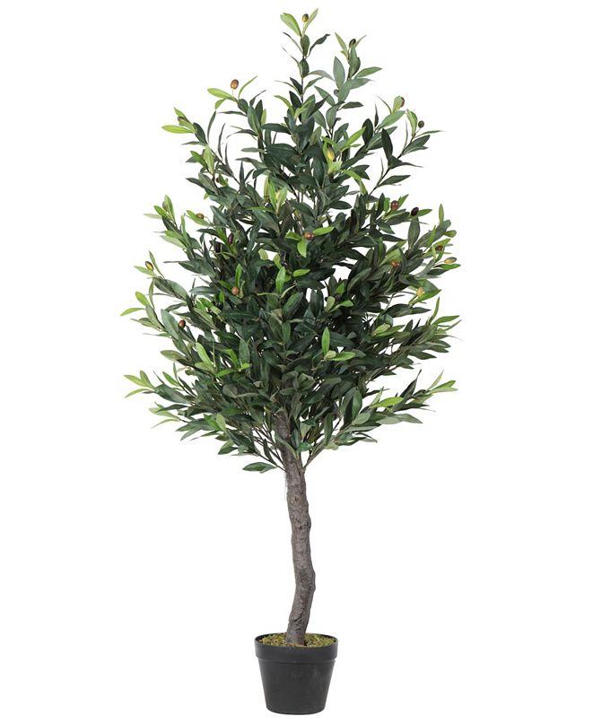 "Vickerman 50"" Artificial Olive Tree"