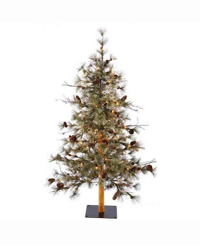 Vickerman 6 ftX 36 inch Dakota Alpine Artificial Christmas Tree