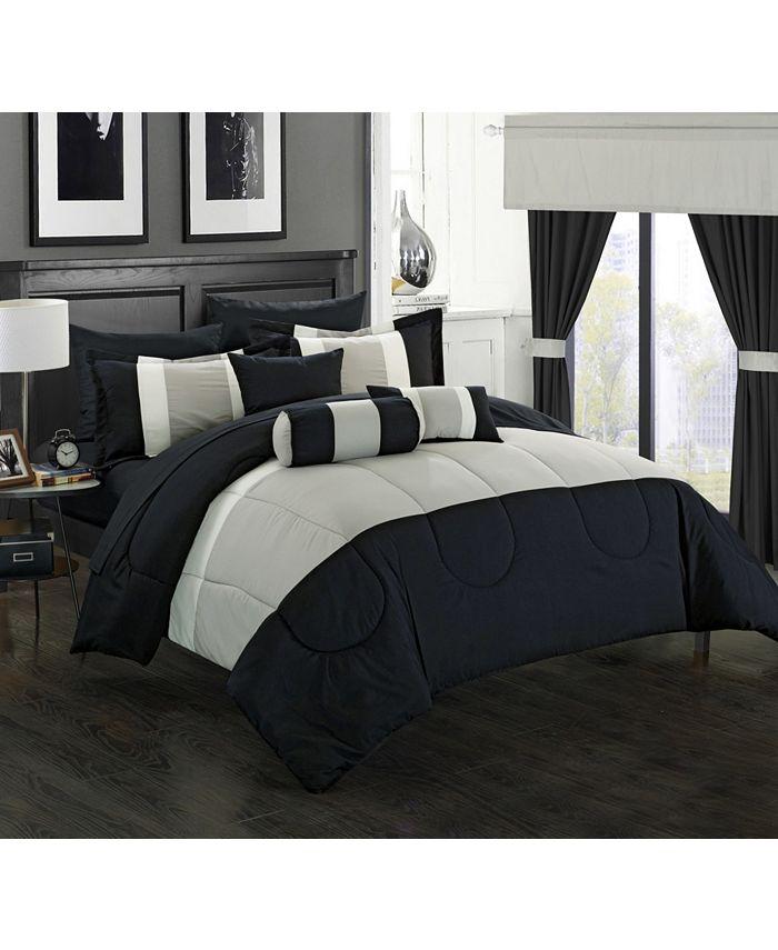 Chic Home - Mackenzie 20-Pc. Comforter Sets