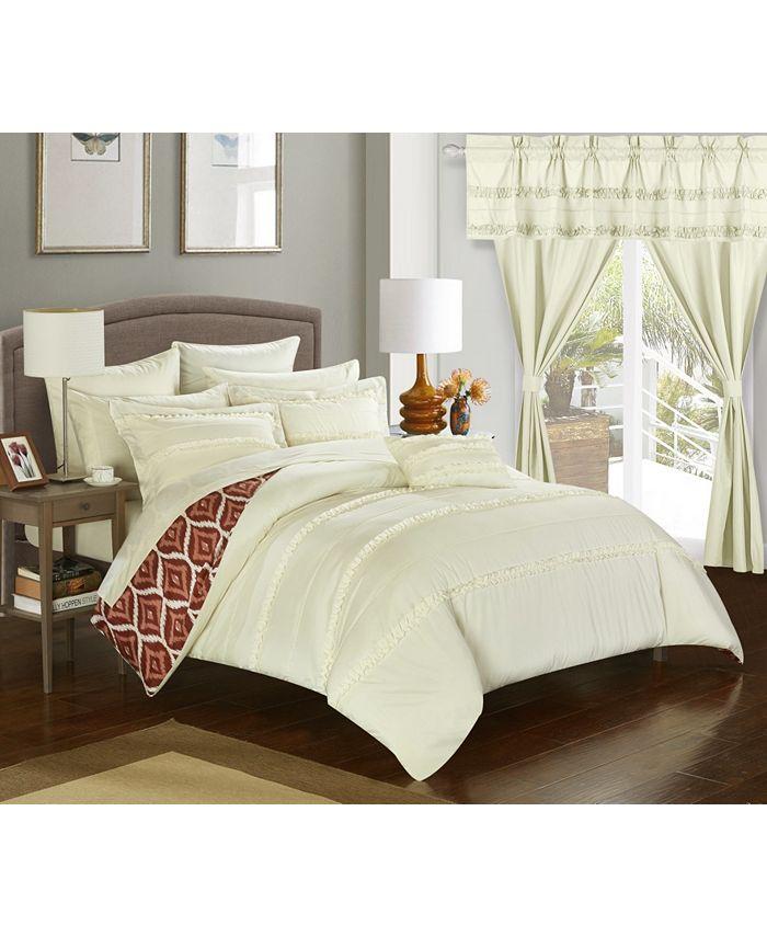 Chic Home - Adina Comforter Set
