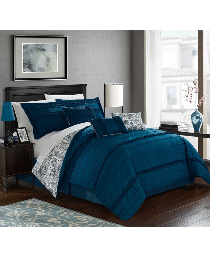 Chic Home - Elle Comforter Set