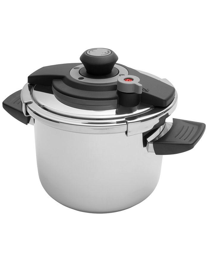 BergHOFF - Vita 18/10 Stainless Steel 6.3 Qt. Pressure Cooker