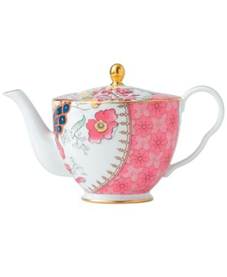 Wedgwood Butterfly Bloom Teapot
