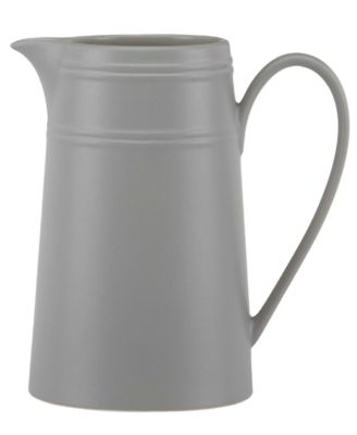 kate spade new york Dinnerware, Fair Harbor Oyster Medium Pitcher