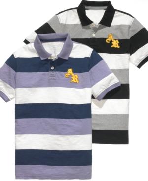 American Rag Shirt, Harold Varsity Polo Shirt