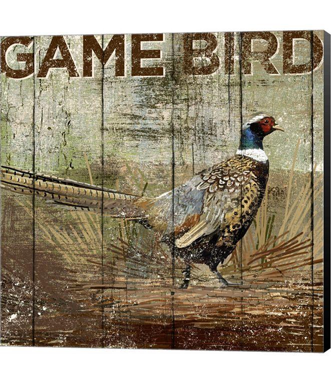 Metaverse Open Season Pheasant by Art Licensing Studio Canvas Art