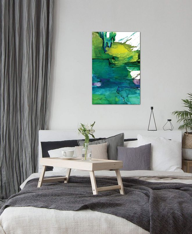 "iCanvas ""Ethereal Moments I"" by Kathy Morton Stanion Gallery-Wrapped Canvas Print"