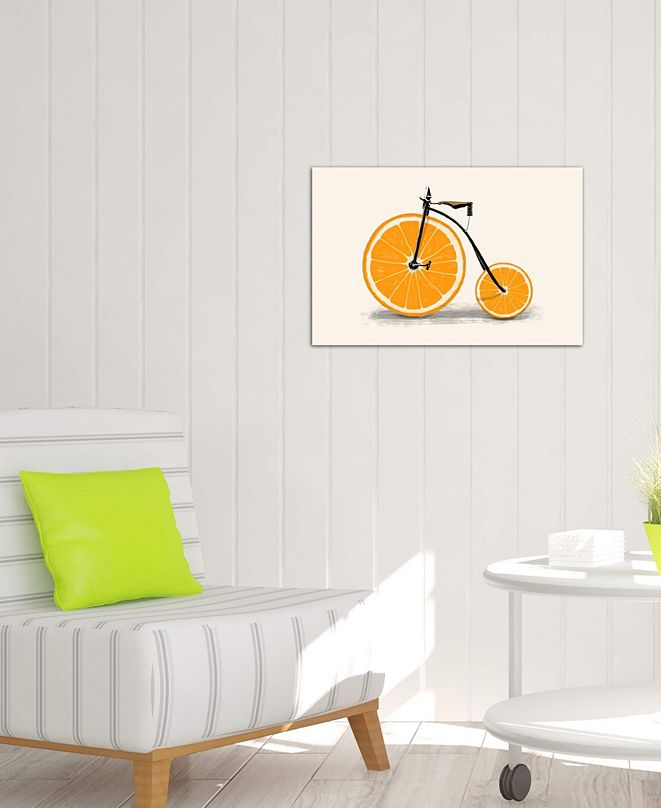 """iCanvas """"Vitamin"""" by Florent Bodart Gallery-Wrapped Canvas Print (18 x 26 x 0.75)"""