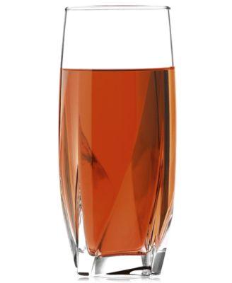 CLOSEOUT! The Cellar Glassware, Wave 8 Piece Set