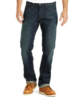 Image of Levi's Men's 514 Straight-Fit Jeans