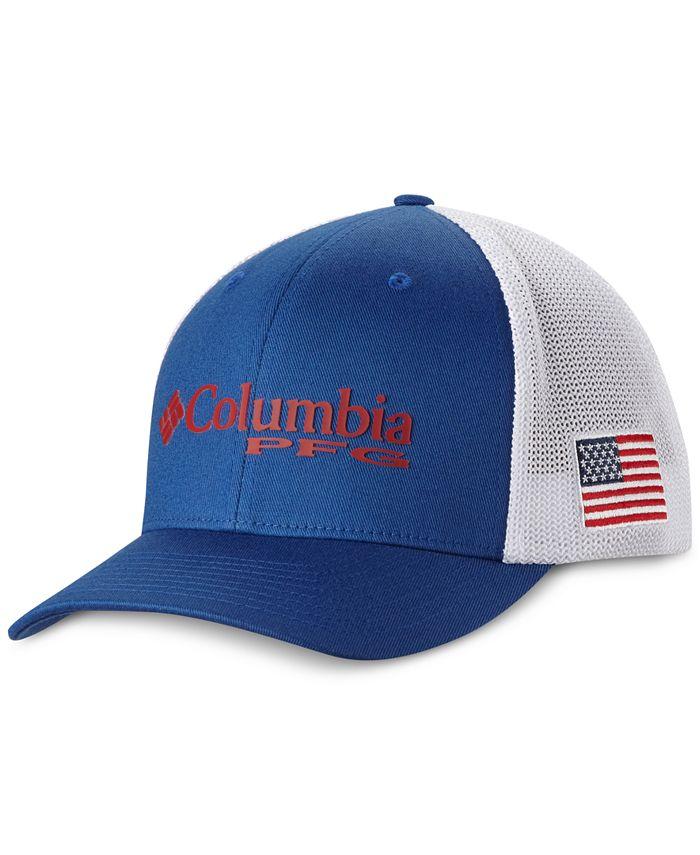 Columbia - Men's PFG Colorblocked Flexfit® Ball Cap