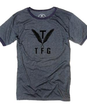 Triple Fat Goose Shirt, Short Sleeve Logo T Shirt