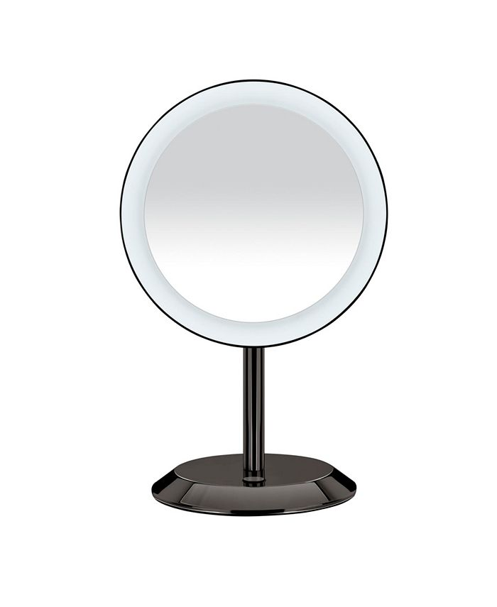 Conair - 5x Magnified LED Single-Sided Mirror