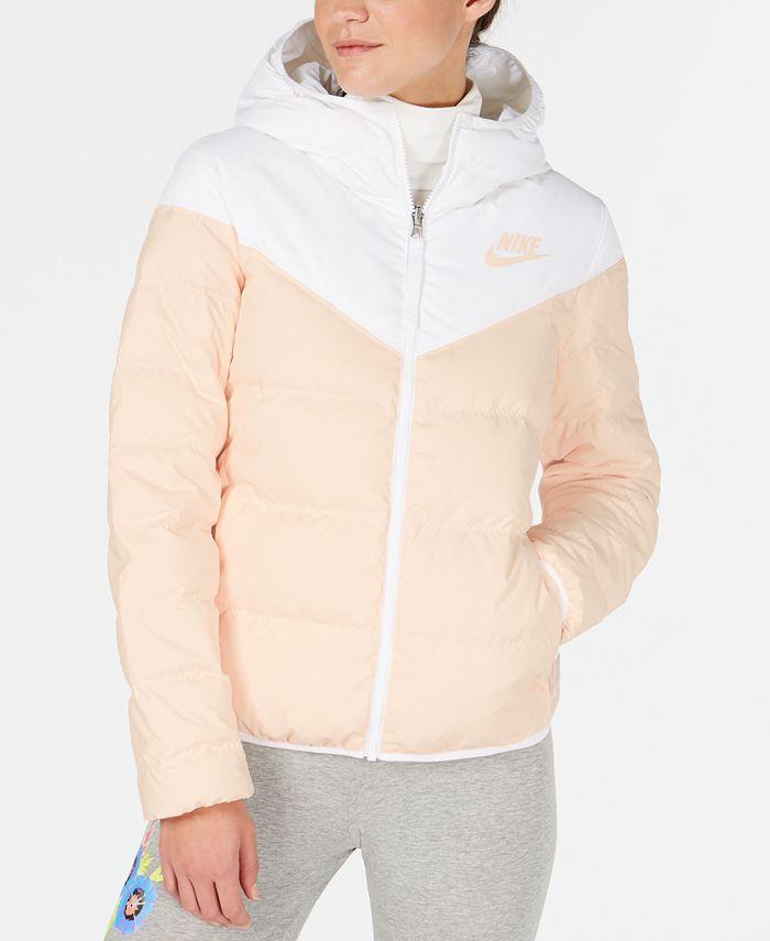 Nike - Sportswear Reversible Down Jacket