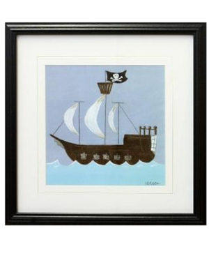 Art Horizons Wall Art, Avast! Framed Art Print