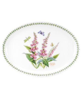 Portmeirion Bakeware, Botanic Garden Oval Platter