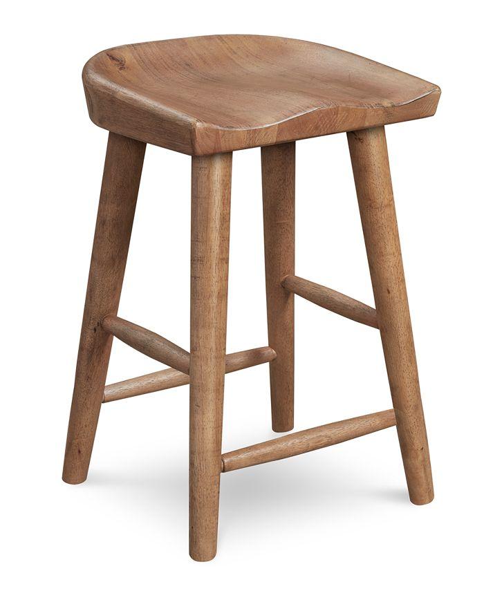 Furniture - Brewing Collection Hops Saddle Seat Gathering Stool