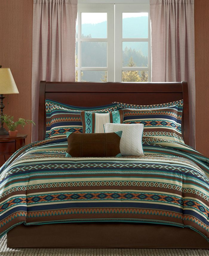 Madison Park - Malone 7-Pc Cal King Comforter Set
