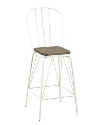 Chelsea Cottage Windsor Pub Chair (Set of 2)