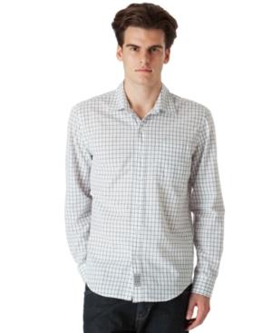 Calvin Klein Jeans Shirt, Grid Check