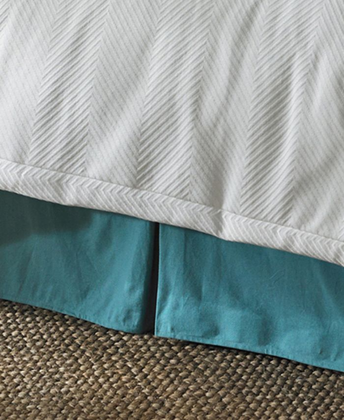 HiEnd Accents - Catalina Bedskirt, Twin