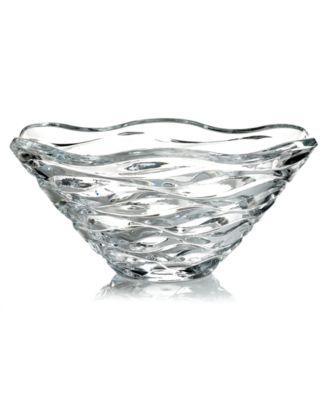 Mikasa Crystal Bowl, Atlantic
