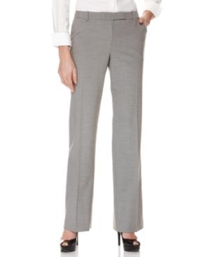 Calvin Klein Pants, Madison Straight Leg Trousers