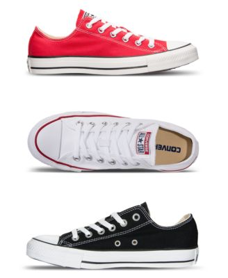Women's Chuck Taylor All Star Ox Casual Sneakers from Finish Line