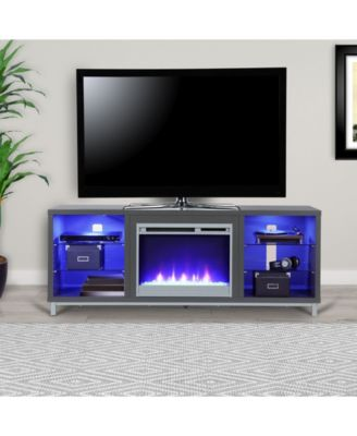 Norton 70 Inch Fireplace TV Stand